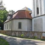 Nowy Kościół (niem. Neukirch) – historyczne podróże