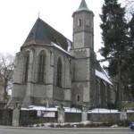 Lubań, kościół ucieczkowy, obecnie kościół ewangielicko-augsburski