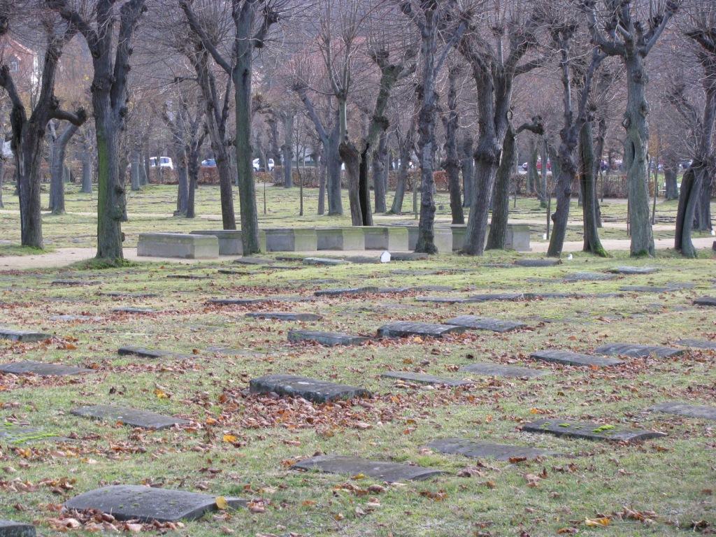 Cmentarz w Herrnhut