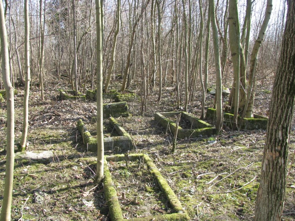 Cmentarz w Wieży, gdzie jest grób pastora Schwedlera?