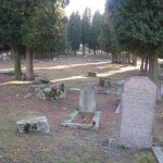 Cmentarz artystów w Szklarskiej Porębie