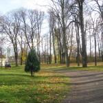 Park przypałacowy