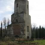 Wieża ewangelickiego kościoła 2