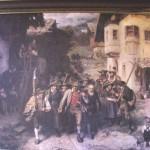 Obraz, grupa prześladowców