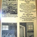 Sceny spotkań biblijnych, przeszukiwań domów i Jezus Pasterz