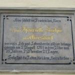 Henrietta Catherine von Gersdorf (1648-1726), babcia hrabiego N. L. von Zinzendorf