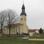 Zbór w Großhennersdorf.