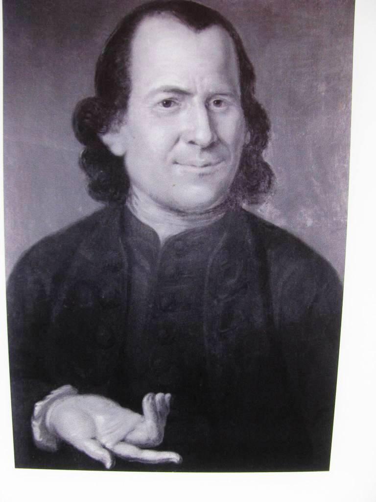 Portret Christiana Dawida.