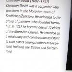 Informacje o Christianie Dawidzie.