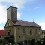 Budynek zboru.