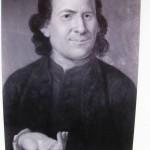 Christian David, Mojżeszem Morawian