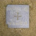 Cmentarz Boża Rola w Herrnhut.