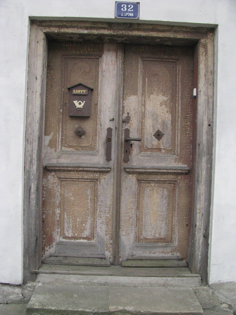 Kruszyn koło Bolesławca.