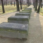 Boże Pole, cmentarz w Herrnhut