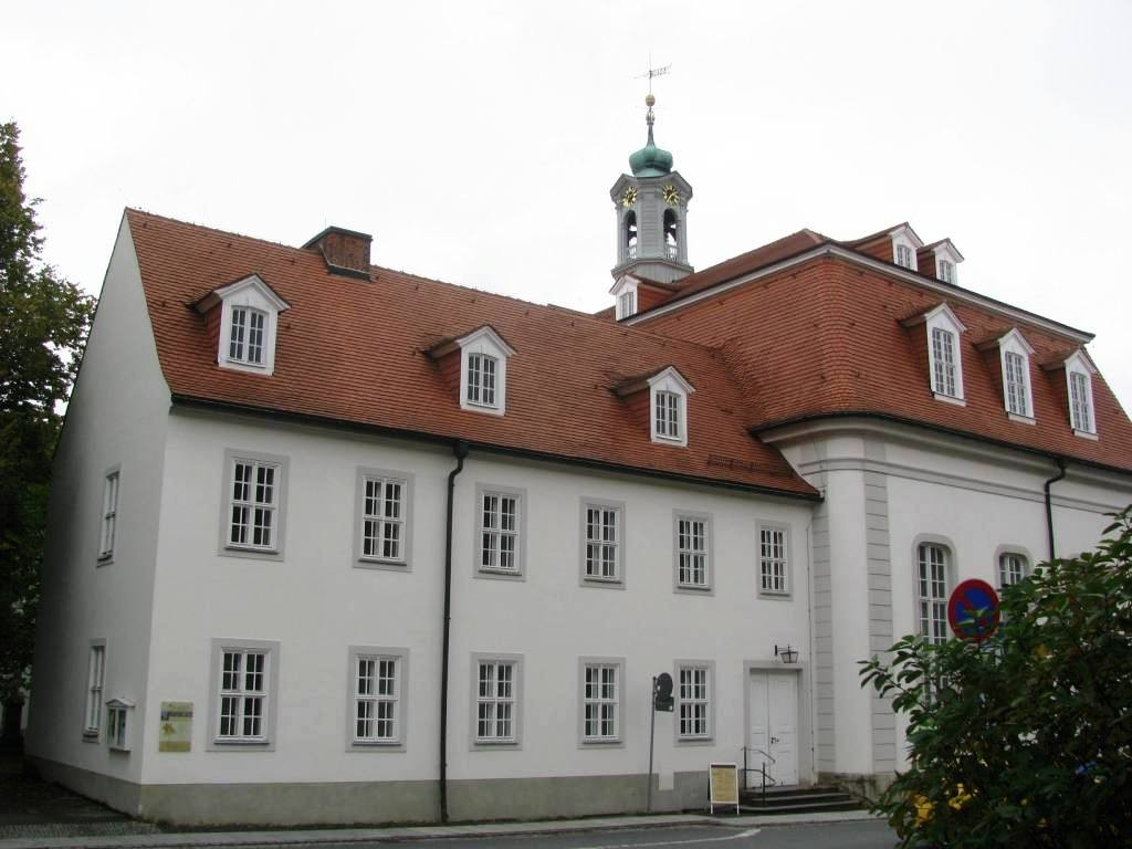 Großer Saal w Herrnhut.