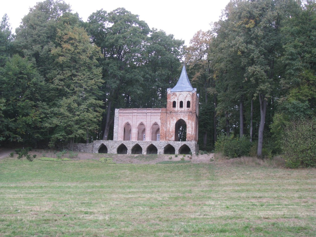 Kaplica grobowa Fryderyka i Fryderyki von Reden