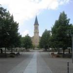 Niesky, miasto założone przez Braci Morawskich z Herrnhut