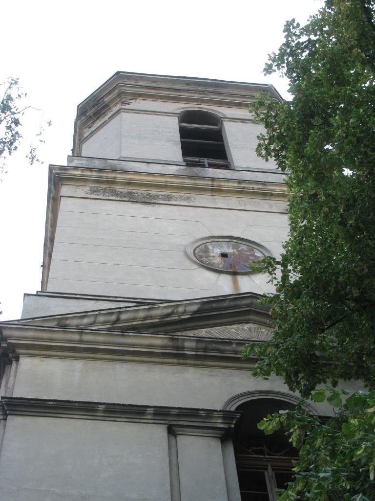 Kościół Łaski w Kożuchowie.