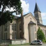 Zbór Braci Morawskich w Niesky.