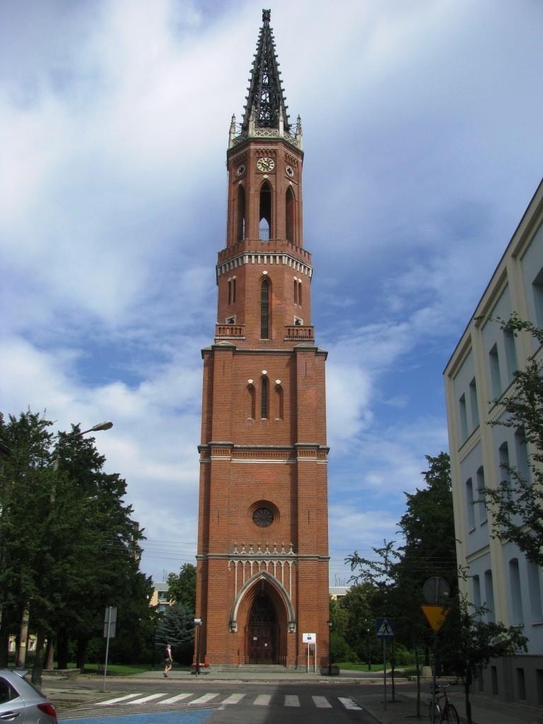 Kościół Łaski w Żaganiu.