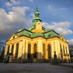 Kościół Łaski w Jeleniej Górze.