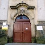 Kościół Łaski w Kamiennej Górze.